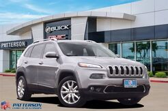 2015_Jeep_Cherokee_Limited_ Wichita Falls TX