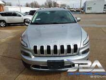 2015_Jeep_Cherokee_Limited 4WD_ Clarksville IN