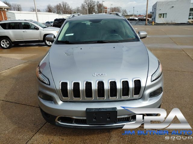 2015 Jeep Cherokee Limited 4WD Clarksville IN