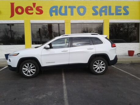 2015_Jeep_Cherokee_Limited 4WD_ Indianapolis IN