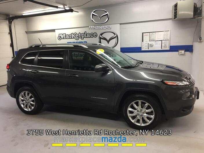 2015 Jeep Cherokee Limited 4WD Rochester NY