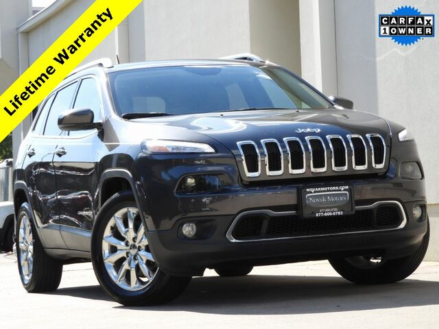 2015 Jeep Cherokee Limited Bedford TX