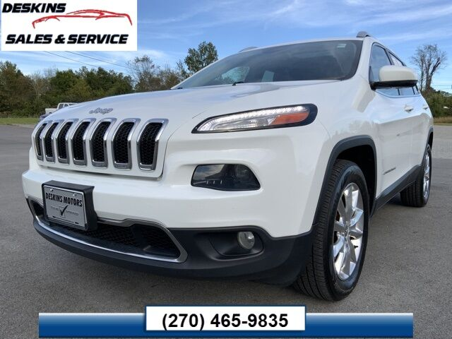2015 Jeep Cherokee Limited Campbellsville KY