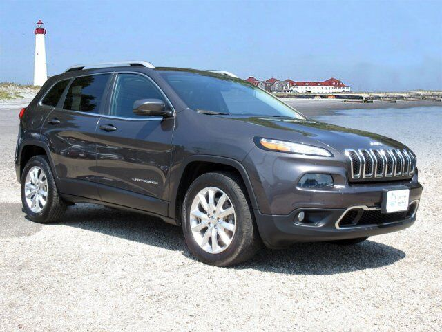 2015 Jeep Cherokee Limited South Jersey NJ