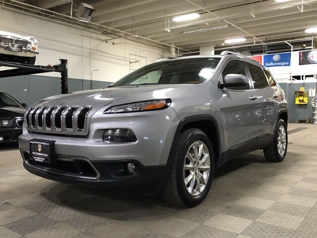 2015 Jeep Cherokee Limited Denver CO