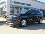 2015 Jeep Cherokee Limited FWD Adaptive Cruise Control, Back-Up Camera, Blind Spot Monitor, Bluetooth Connection, Clima