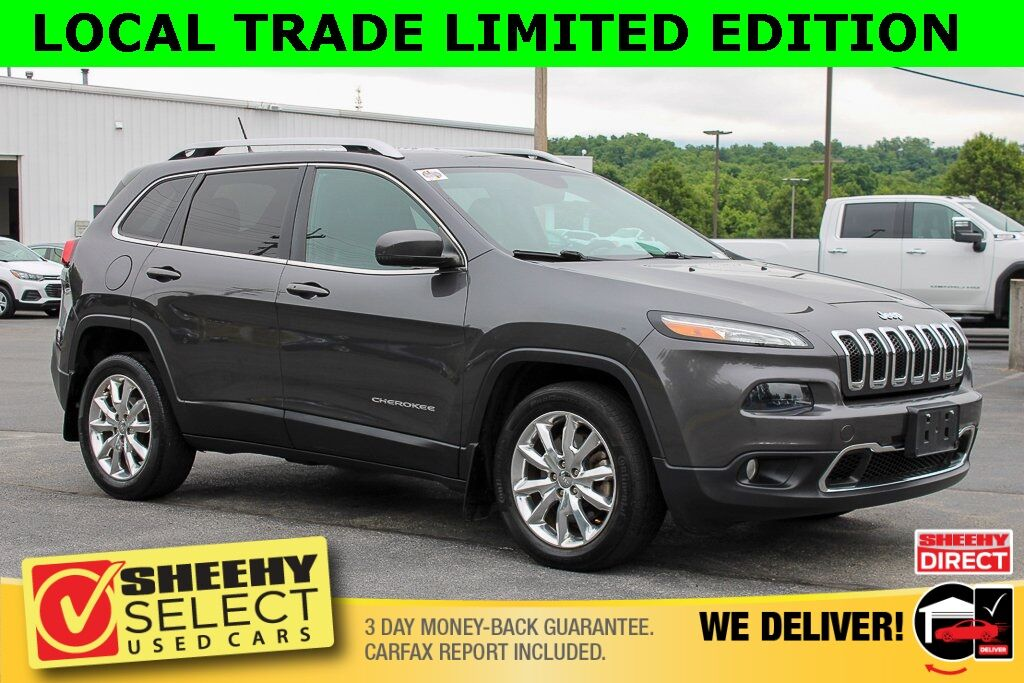 2015 Jeep Cherokee Limited Hagerstown MD