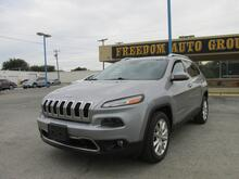 2015_Jeep_Cherokee_Limited_ Dallas TX