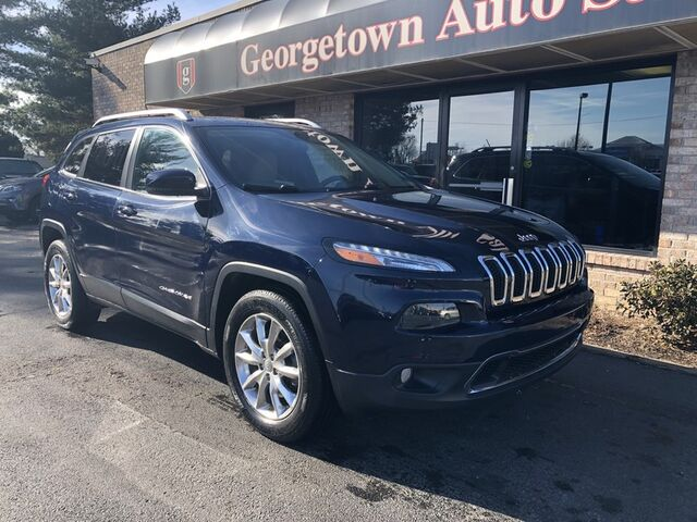 2015 Jeep Cherokee Limited Georgetown KY