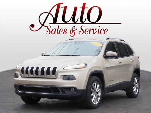 2015 Jeep Cherokee Limited Indianapolis IN
