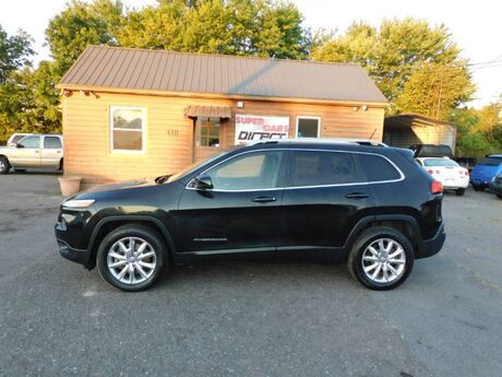 2015 Jeep Cherokee Limited Kernersville NC