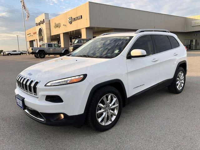 2015 Jeep Cherokee Limited Gonzales TX