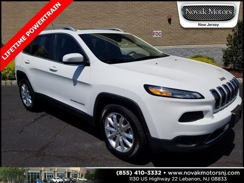 2015_Jeep_Cherokee_Limited_ Lebanon NJ