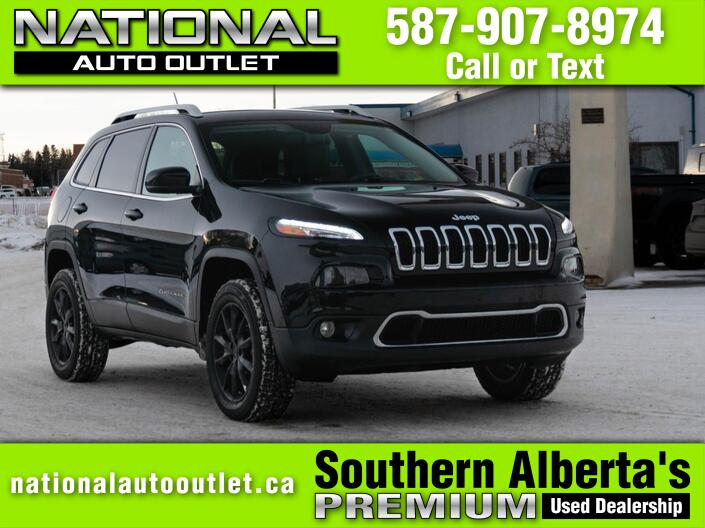 2015 Jeep Cherokee Limited Lethbridge AB
