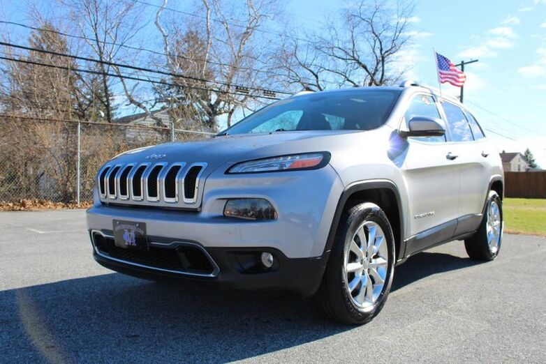 2015 Jeep Cherokee Limited New Castle DE