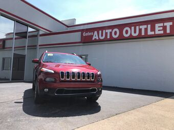 2015_Jeep_Cherokee_Limited_ Richmond KY