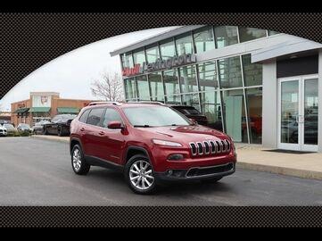 2015_Jeep_Cherokee_Limited_ Richmond KY