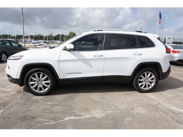 2015 Jeep Cherokee Limited Richwood TX