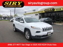 2015_Jeep_Cherokee_Limited_ San Diego CA