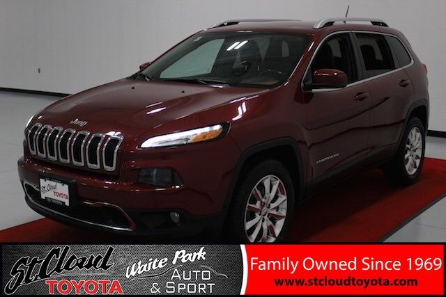 2015 Jeep Cherokee Limited Waite Park MN
