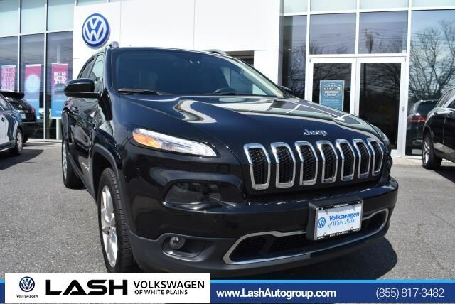 2015 Jeep Cherokee Limited White Plains NY