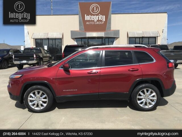 2015 Jeep Cherokee Limited Wichita KS