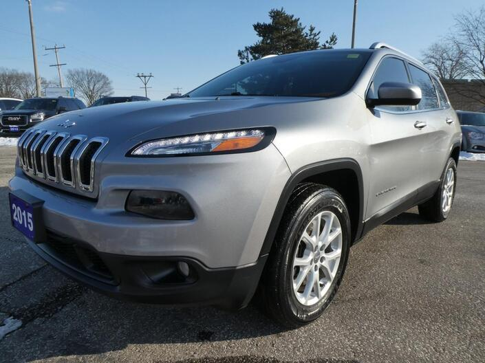2015 Jeep Cherokee *SALE PENDING* North Remote Start Bluetooth 4WD Essex ON