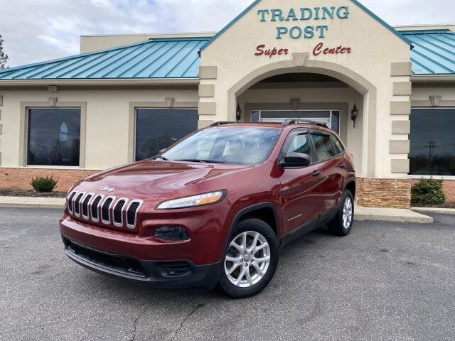 2015_Jeep_Cherokee_Sport_ Conover NC