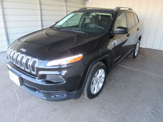 2015 Jeep Cherokee Sport FWD Dallas TX