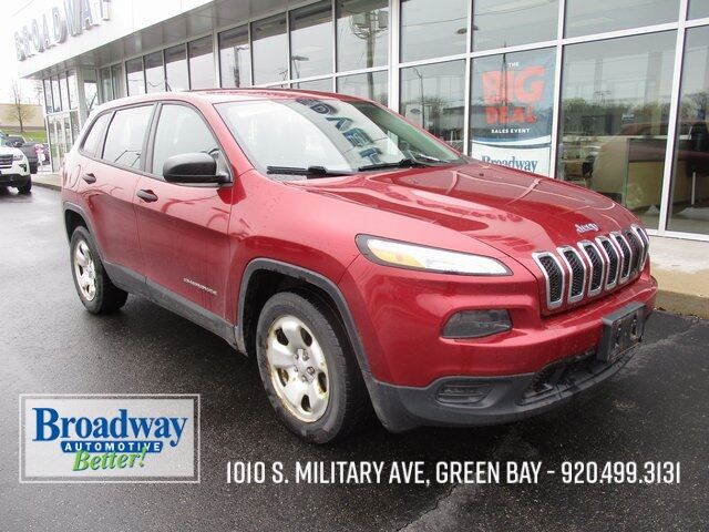 2015 Jeep Cherokee Sport Green Bay WI