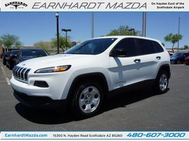 2015_Jeep_Cherokee_Sport_ Phoenix AZ