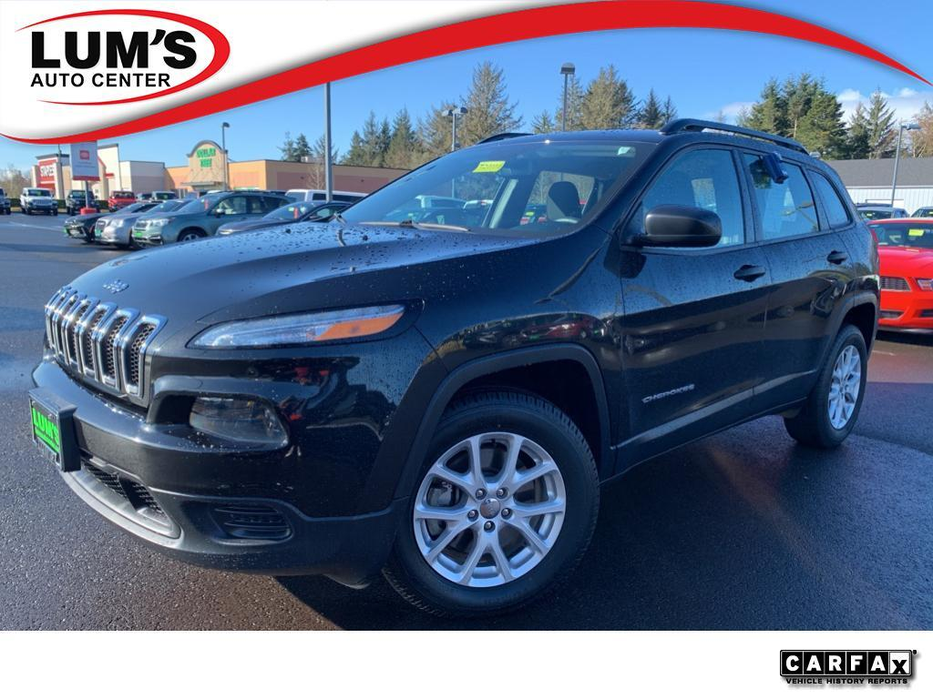 2015 Jeep Cherokee Sport Warrenton OR