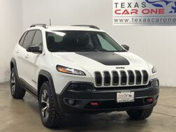 2015_Jeep_Cherokee_TRAILHAWK 4WD NAVIGATION LEATHER HEATED SEATS REAR CAMERA KEYLESS START BLUETOOTH_ Carrollton TX