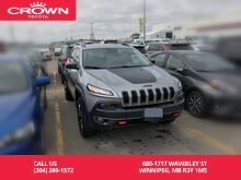 2015_Jeep_Cherokee_Trailhawk 4WD / One Owner / Local / Great Condition / Unbeatable Value_ Winnipeg MB