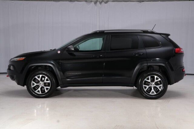 2015 Jeep Cherokee Trailhawk 4WD West Chester PA