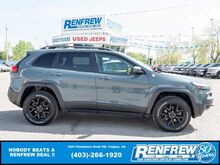 2015_Jeep_Cherokee_Trailhawk 4x4, Pano Sunroof, Nav, Remote Start, Cooled/Heated Leather_ Calgary AB