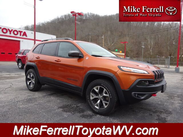 2015 Jeep Cherokee Trailhawk Chapmanville WV