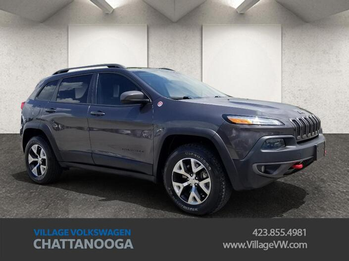 2015 Jeep Cherokee Trailhawk Chattanooga TN