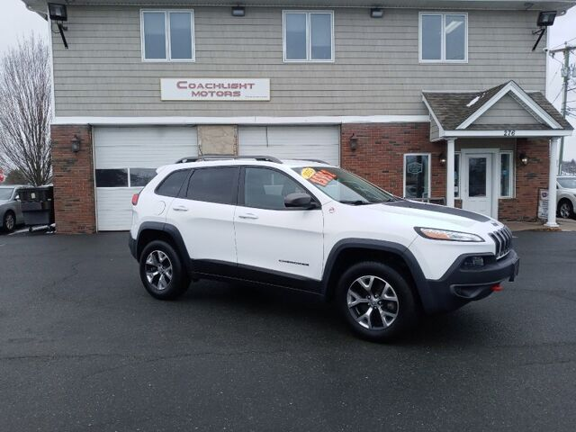 2015 Jeep Cherokee Trailhawk East Windsor CT
