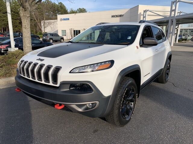 2015 Jeep Cherokee Trailhawk Hickory NC