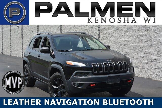 2015 Jeep Cherokee Trailhawk Racine WI
