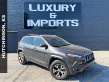 2015_Jeep_Cherokee_Trailhawk_ Leavenworth KS