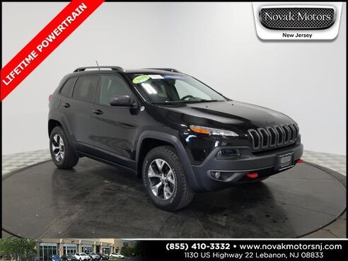 2015_Jeep_Cherokee_Trailhawk_ Lebanon NJ