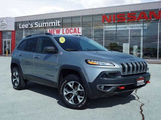 2015 Jeep Cherokee Trailhawk Lee's Summit MO