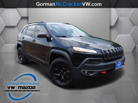 2015_Jeep_Cherokee_Trailhawk_ Longview TX