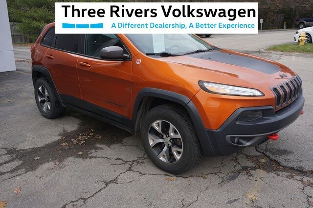 2015 Jeep Cherokee Trailhawk Pittsburgh PA