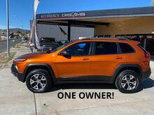 2015_Jeep_Cherokee_Trailhawk_ Prescott AZ