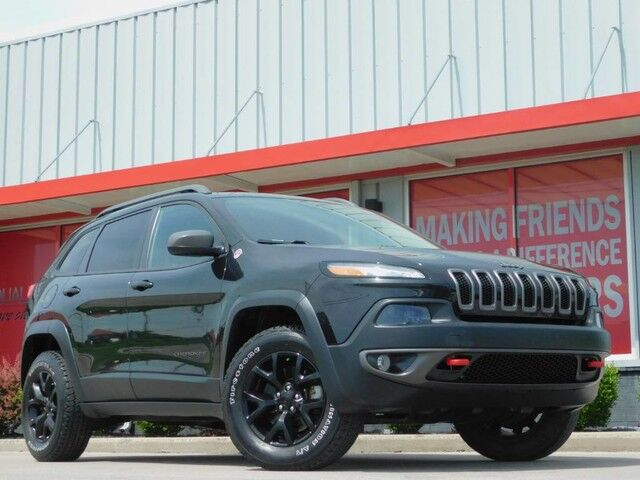 2015 Jeep Cherokee Trailhawk Richmond KY