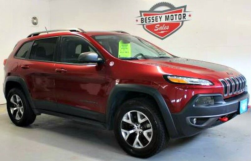 2015 Jeep Cherokee Trailhawk South Paris ME