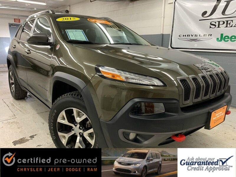 2015 Jeep Cherokee Trailhawk Spearfish SD